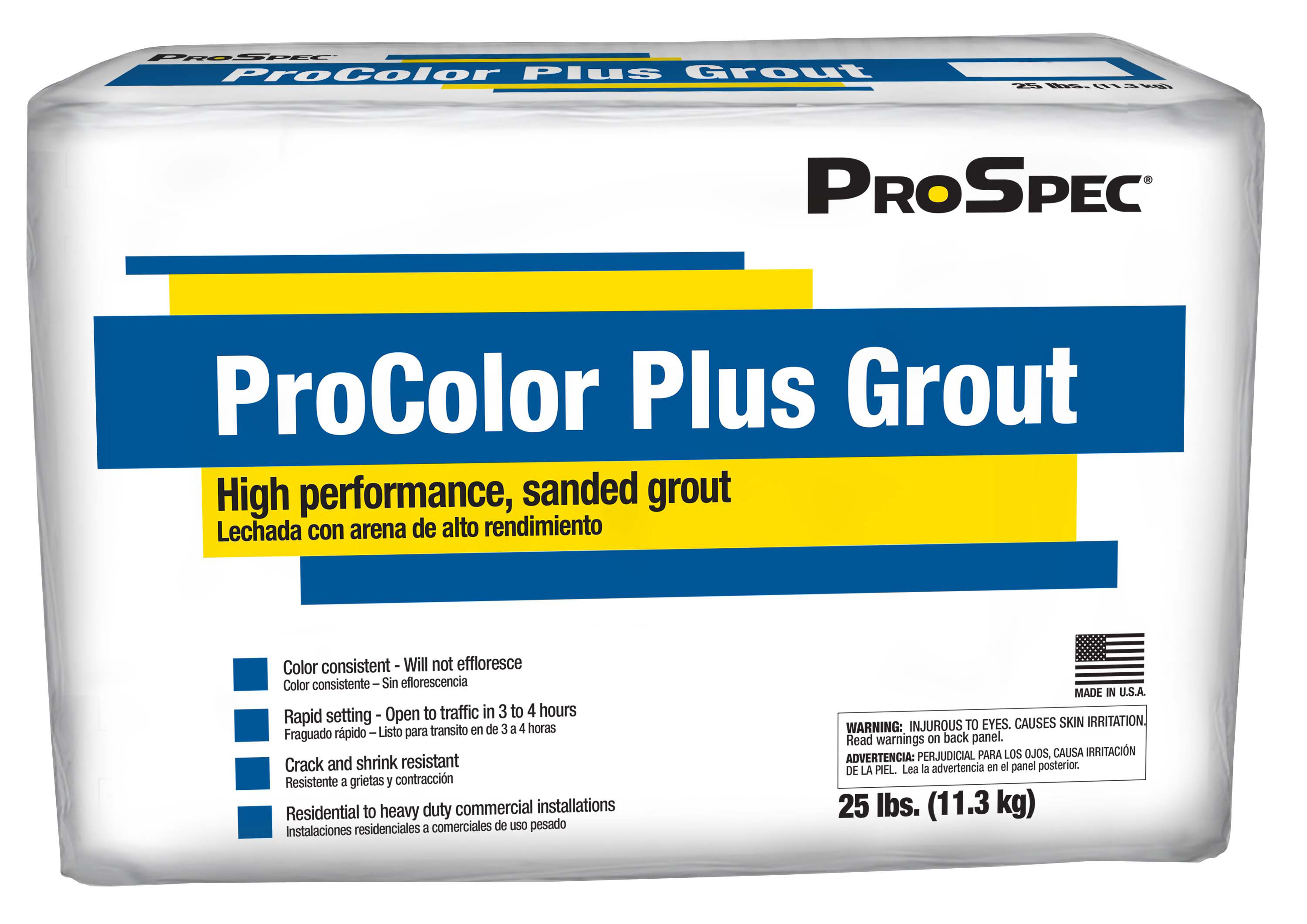 procolor plus grout 25lb bag (2)