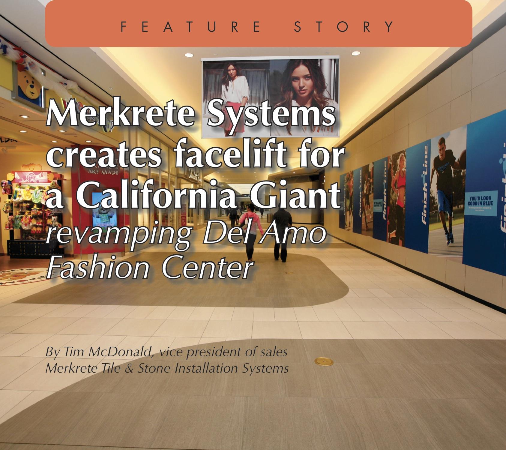 merkrete systems feature revamping del amo fashion merkrete feature