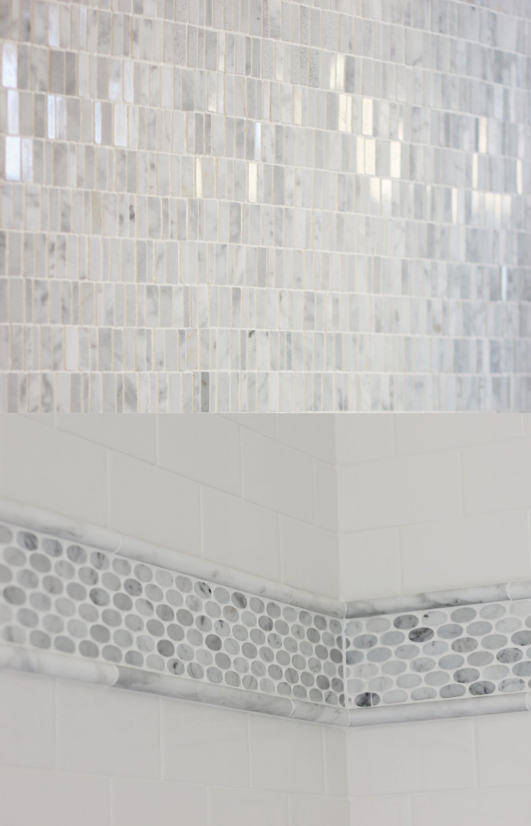 Daltile ceramic subway tile
