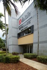 The Daltile/Keys Granite studio in Miami