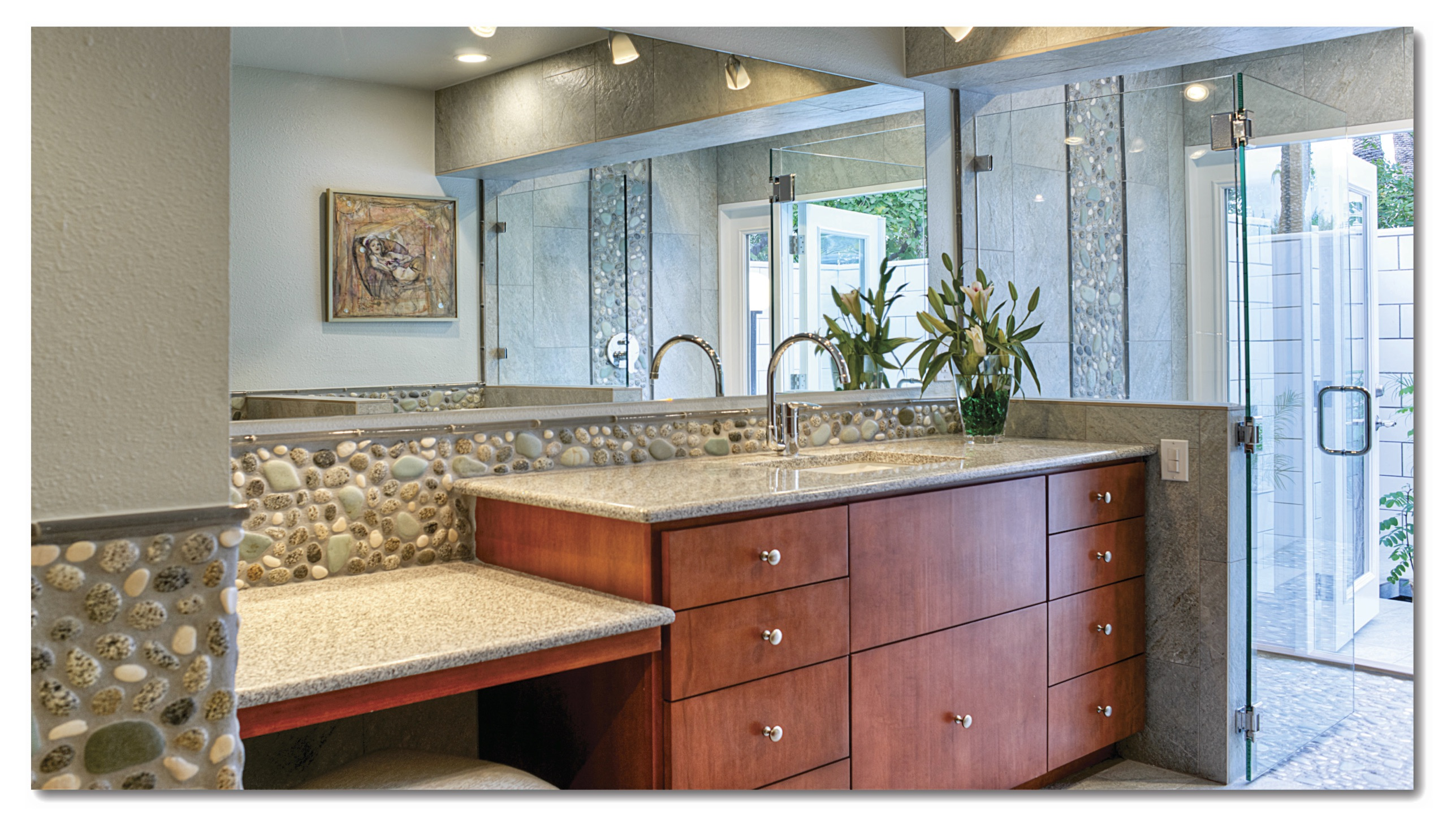 NKBA Awards  Best Bath To Allure Designs LLC  TileLetter -  national kitchen and bath association