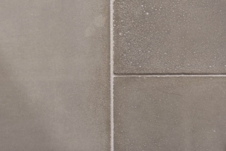 Ultracolor Plus grout was used to fill the joints between the concrete tiles. Ultracolor Plus demonstrated that it met the environmental requirements of the designers, and its ease of use was a real benefit to the installers.
