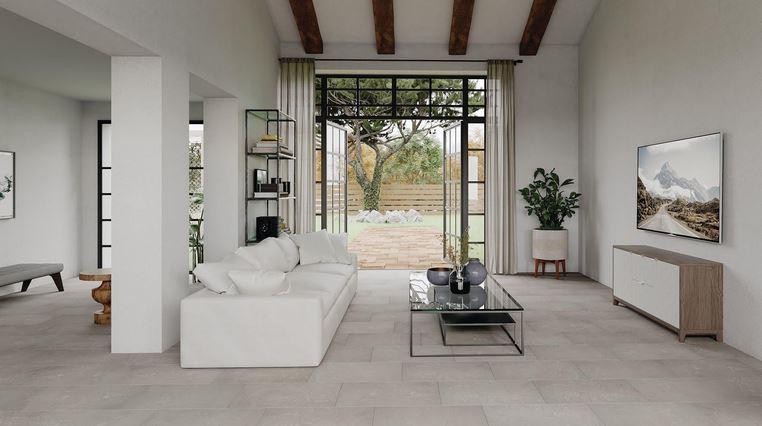 stone look floor